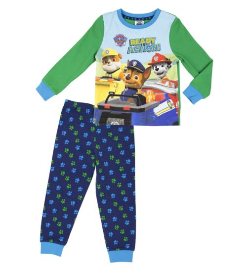 Mini Club Boys Paw Patrol Pyjamas