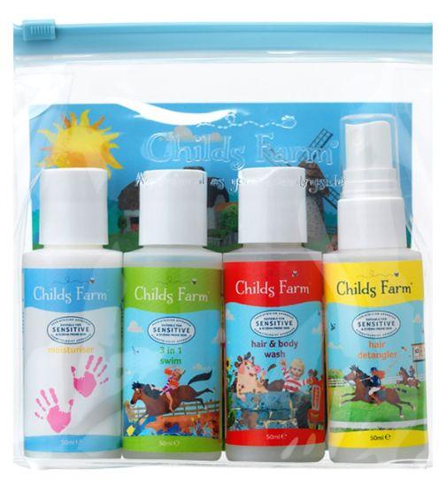 Childs Farm Little Essentials Kit 4 x 50ml