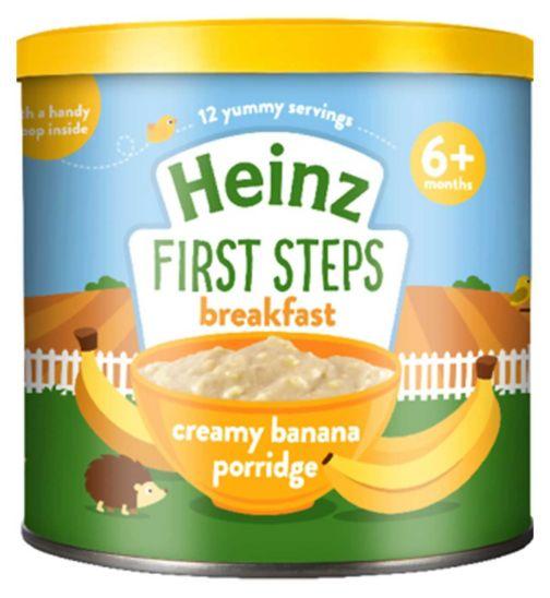 Heinz 7+ Months Oat & Banana Multigrain 240g