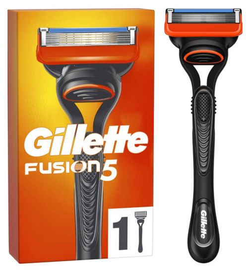Gillette Fusion Razor Precision Trimmer 5 Blades
