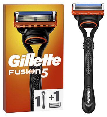 Gillette Fusion Razor Precision Trimmer 5 Blades
