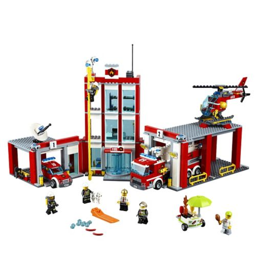 LEGO® City Fire Station 60110