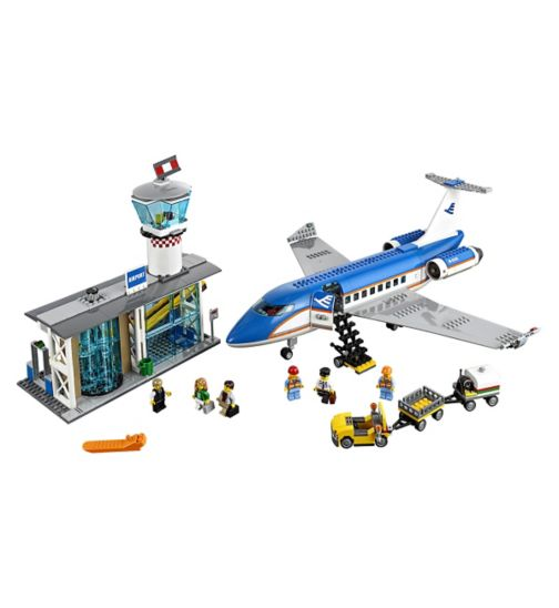 LEGO® CITY®  Airport Passenger Terminal  60104