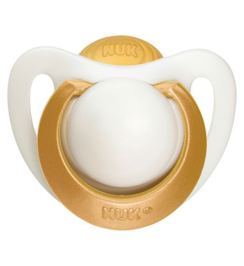 NUK Genius Soother Size 1 Latex