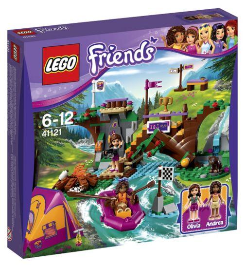 LEGO® Friends Heartlake Adventure Campt Tree House 41121