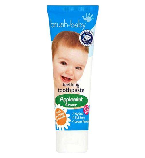 Brush Baby Teething Toothpaste