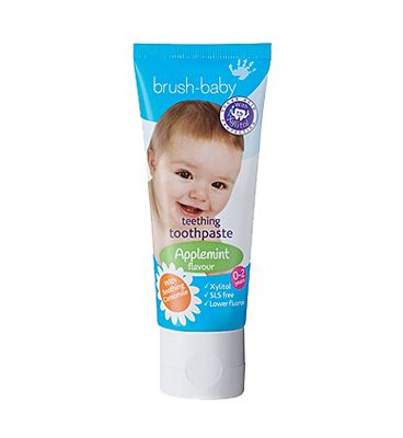 Brush Baby Teething Toothpaste