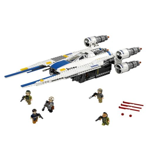 LEGO STAR WARS  - Rogue One set 75155 REBEL U-WING FIGHTER
