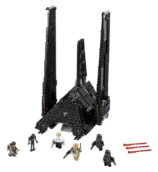 LEGO STAR WARS  - Rogue One set 75156 KRENIC IMPERIAL SHUTTLE