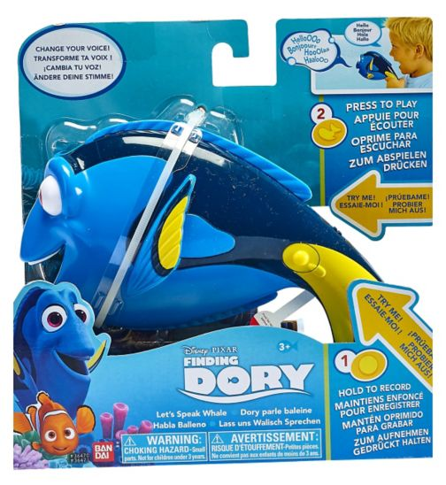 Finding Dory Let's Speak Whale