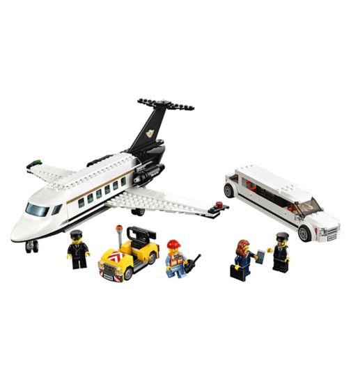 LEGO City - Aeroplane VIP 60102