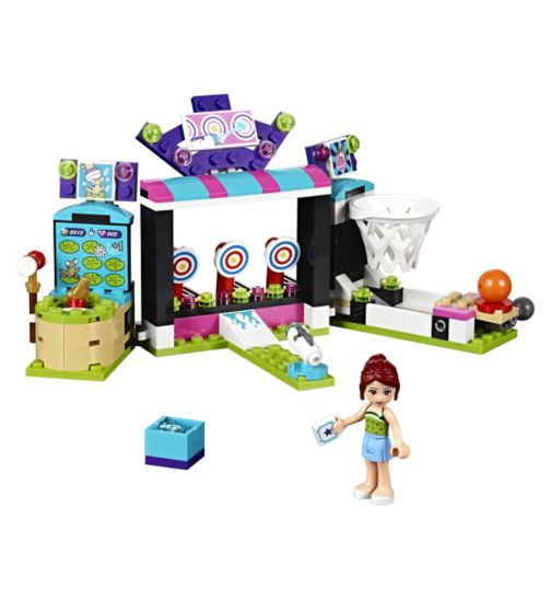LEGO® Friends - Fun Park Arcade 41127