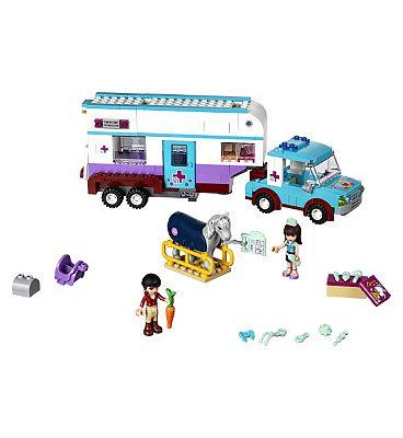 LEGO Friends  Heartlake Horse Trailer 41125