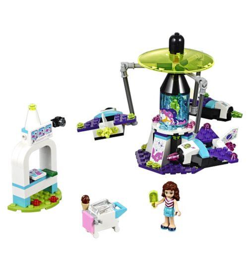 LEGO® Friends - Fun park Space Ride 41128
