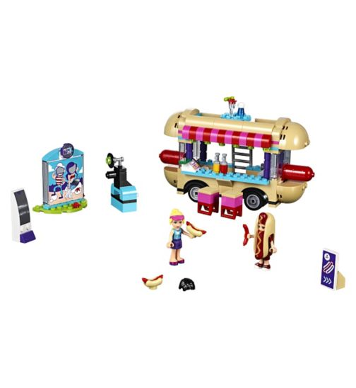 LEGO® Friends - Fun Park Hotdog Stand 41129