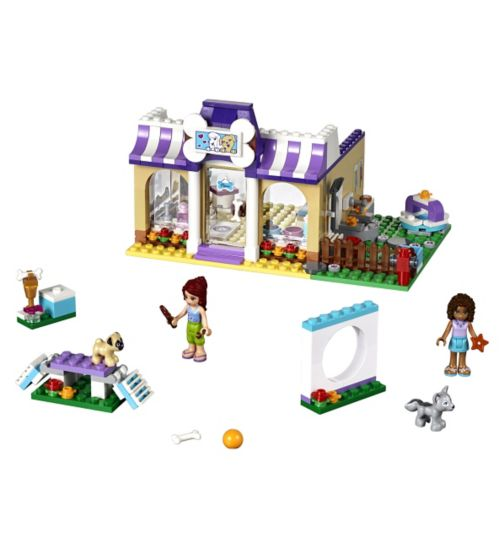 LEGO® Friends - Heartlake Puppy daycare 41124
