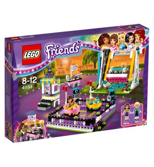 LEGO Friends Fun park Bumper cars 41133