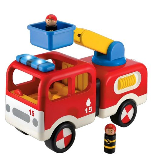 ELC Whizz World Fire Engine