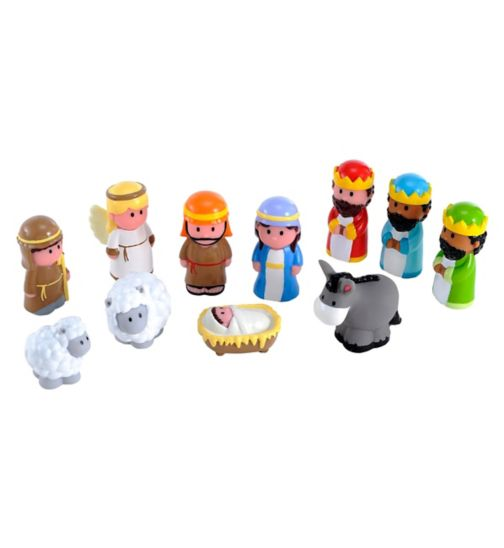 ELC Happyland nativity playset