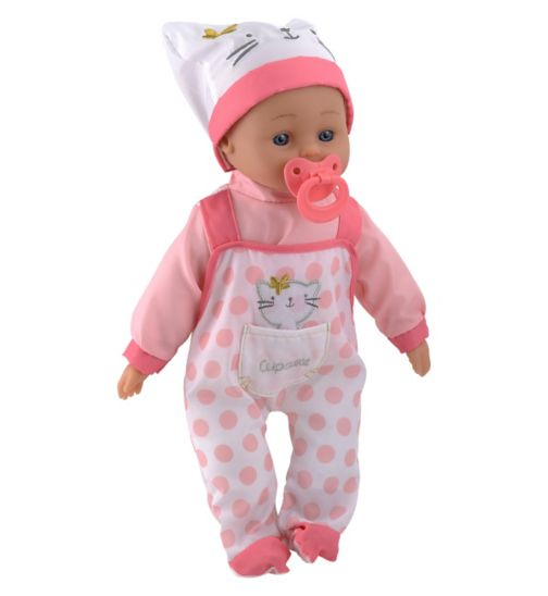 ELC Cup cake giggle doll
