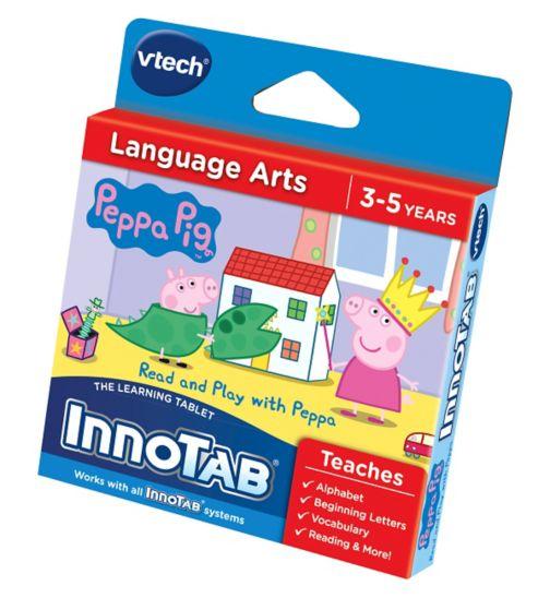 Vtech InnoTab Peppa Pig