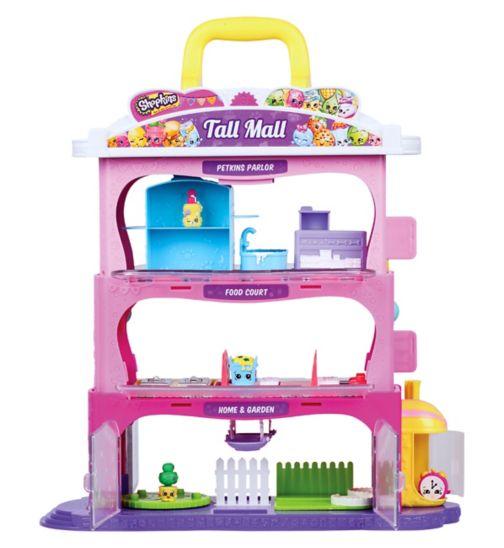 Shopkins 'Tall Mall' Playset