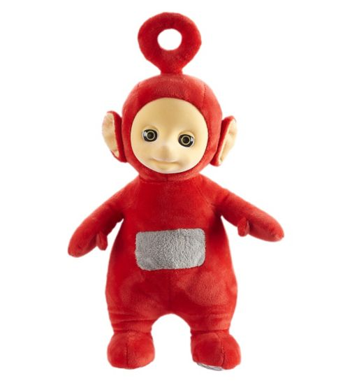 Teletubbies Po laugh and giggle plush