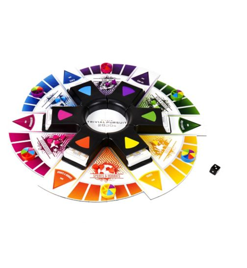 Trivial Pursuit 2000s Game