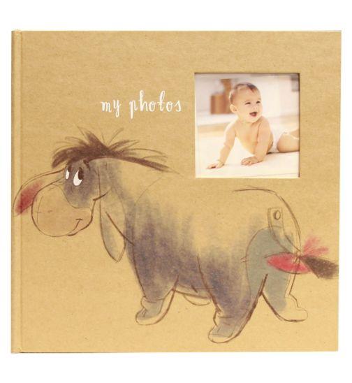 Winnie The Pooh Scrapbook Eeyore Album