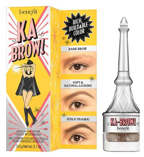 Benefit Ka Brow Eyebrow Cream-Gel Colour