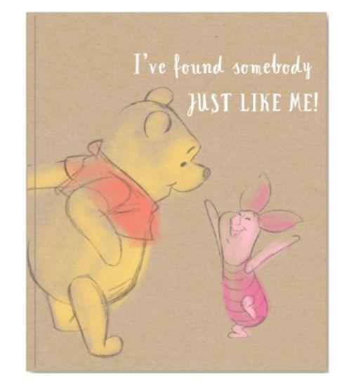 Winnie The Pooh Slip In Winne & Piglet Mini Album