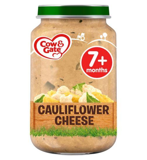 Cow & Gate Cauliflower Cheese from 7m Onwards 200g