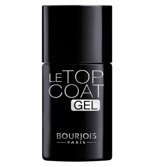 Bourjois Le Top Coat colour lock