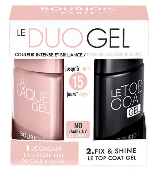 Bourjois La laque gel kit 06