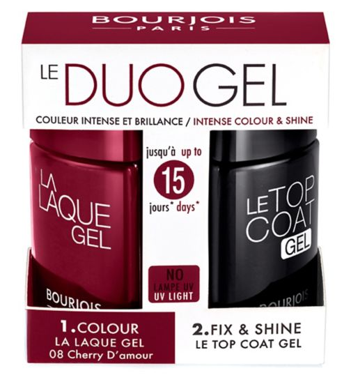 Bourjois La laque gel kit 07