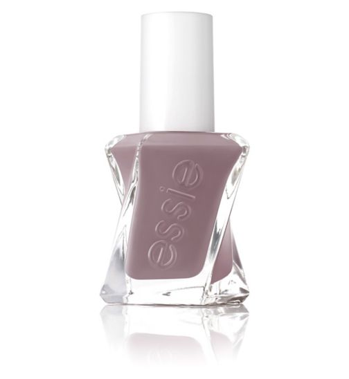 essie Gel Couture 70 Take Me To Thread Mauve Nude Nail Polish