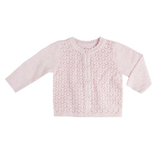 Mini Club Girls Cardigan Pink