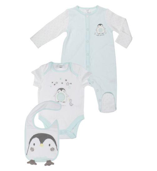 Mini Club Baby Penguin 3 Piece set