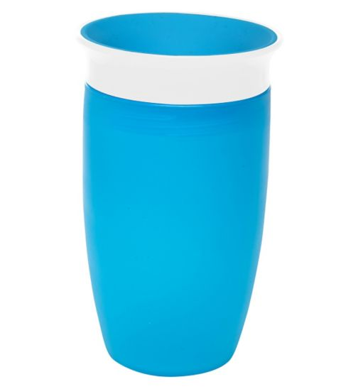 Munchkin 10oz Miracle® 360° Sippy Cup Blue
