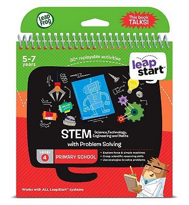 LeapFrog LeapStart Primary School Activity Book   Level 4 STEM