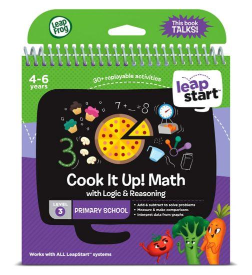 LeapFrog® LeapStart? Primary School: Level 3 Maths Activity Book