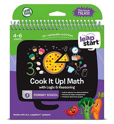 LeapFrog LeapStart Primary School Activity Book   Level 3 Maths