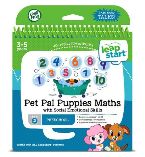 LeapFrog® LeapStart Preschool: Level 2 Maths Activity Book