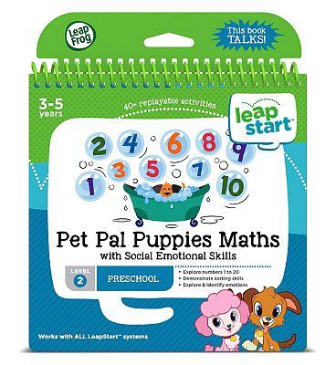 LeapFrog LeapStart Preschool Activity Book    Level 2 Maths