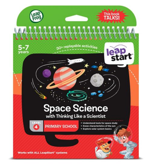 LeapFrog® LeapStart Primary School : Level 4 Space Science Activity Book