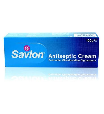 Savlon Antiseptic Cream - 100g