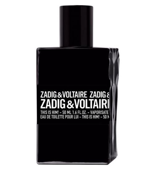 Zadig & Voltaire This is Him! Eau de Toilette 50ml