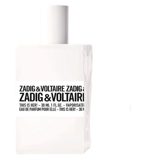 Zadig & Voltaire This is Her! Eau de Parfum 30ml