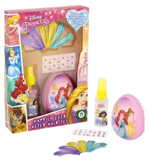 Disney Princess Happily Ever After Hair Set