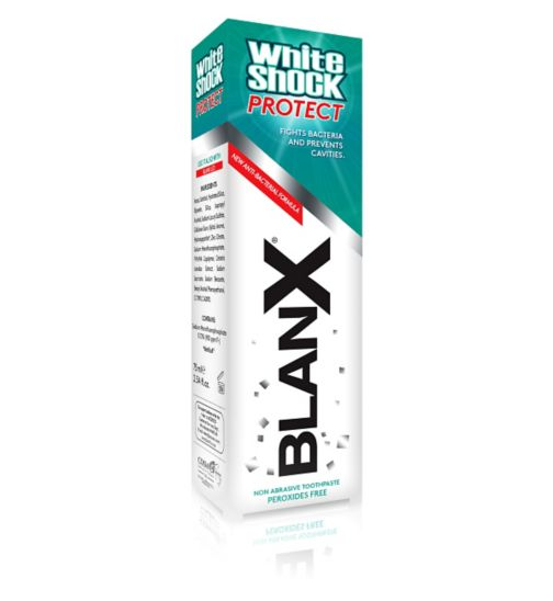 BlanX White Shock Protect Toothpaste 75ml